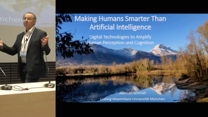 k03 - Making Humans Smarter Than Artificial Intelligence: Digital Technologies to Amplify Human Perception and Cognition