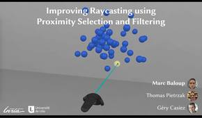 jips01 - Improving raycasting using proximity selection and filtering