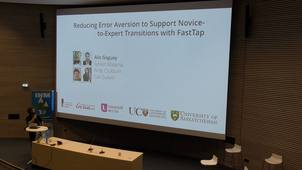 a01 - Reducing Error Aversion to Support Novice-to-Expert Transitions with FastTap