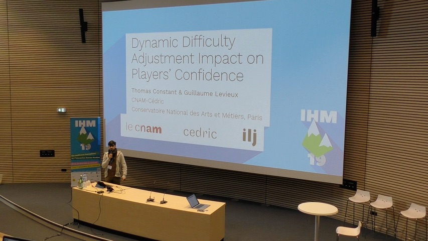 ic04 - Dynamic difficulty adjustment impact on player's confidence