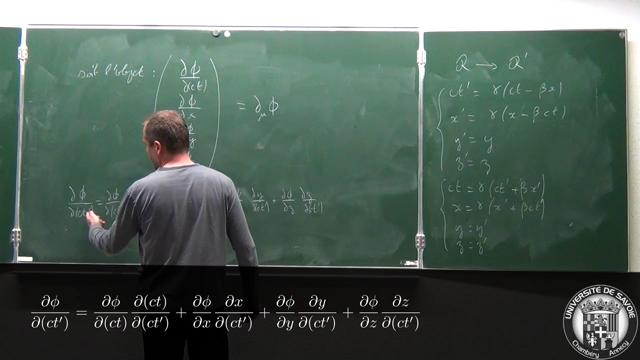 POD - La Formation - Introduction à la relativité ...