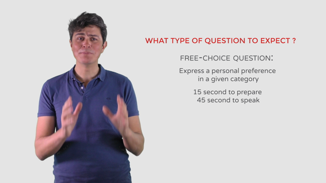 Toefl Preparation | Speaking section: Question 1
