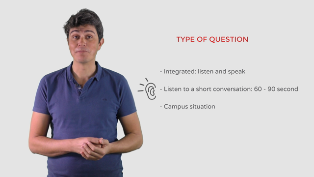 Toefl Preparation | Speaking section: Question 5